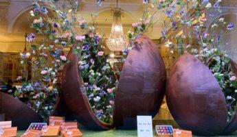 œufs de pâques bruxelles