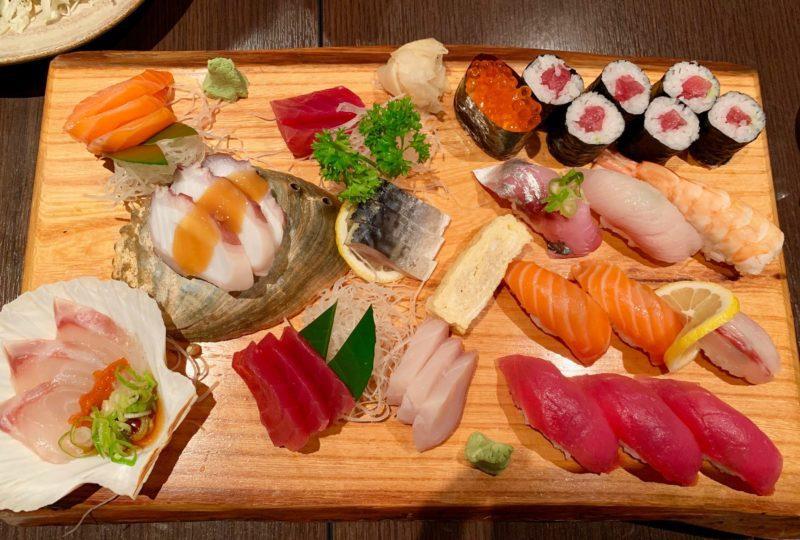 Meilleur restaurant japonais Bruxelles