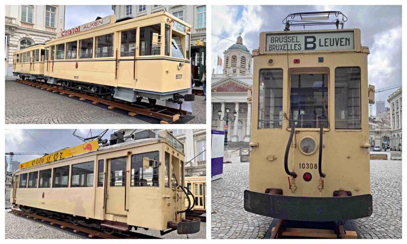 Tramways Bruxelles