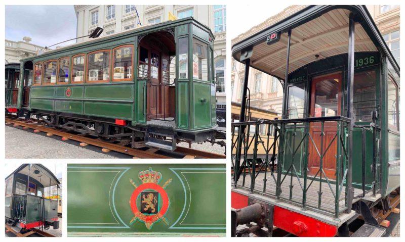 150 ans des trams de Bruxelles