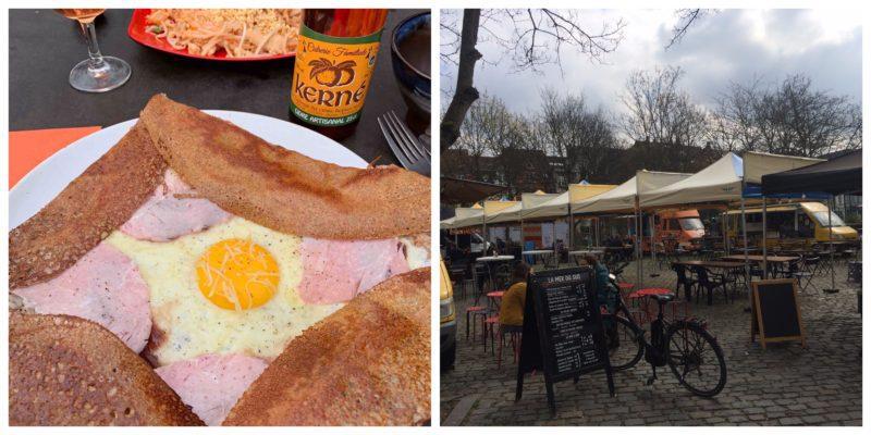 foodtruck saint gilles Bruxelles