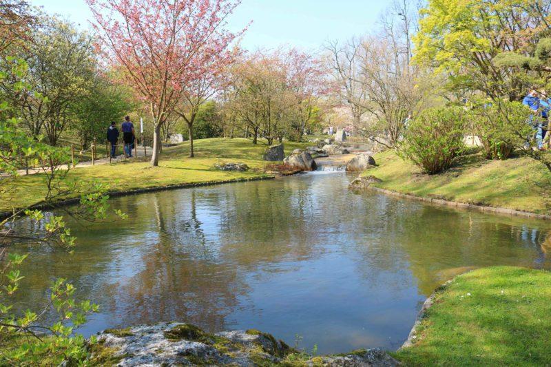 Jardin japonais d'Hasselt