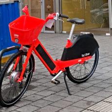 Jump vélos électriques Bruxelles