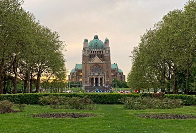 Basilique du Sacré Coeur de Bruxelles