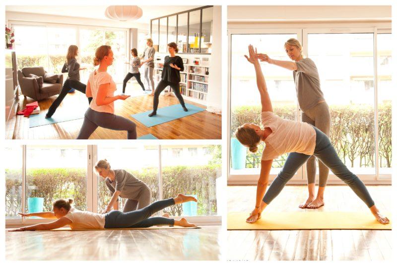 Cours de yoga à Bruxelles