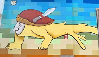 Bruegel Street Art Bruxelles