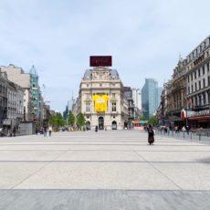 Place de Brouckère Bruxelles