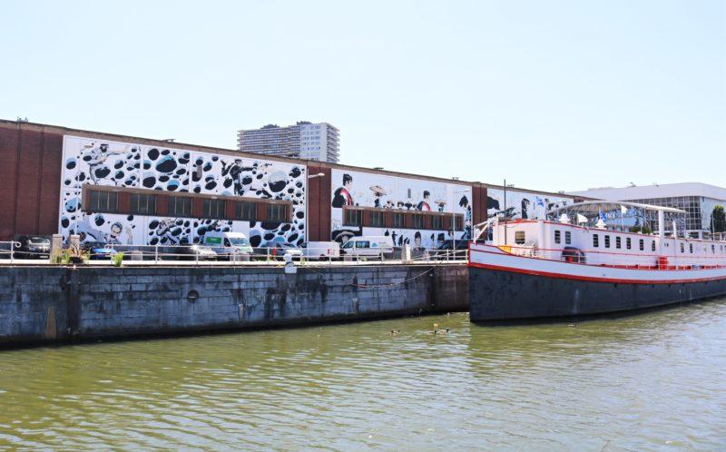 Corto Maltese Canal de Bruxelles
