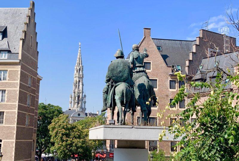 Place d'Espagne Bruxelles