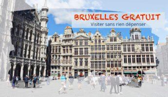 Bruxelles gratuit