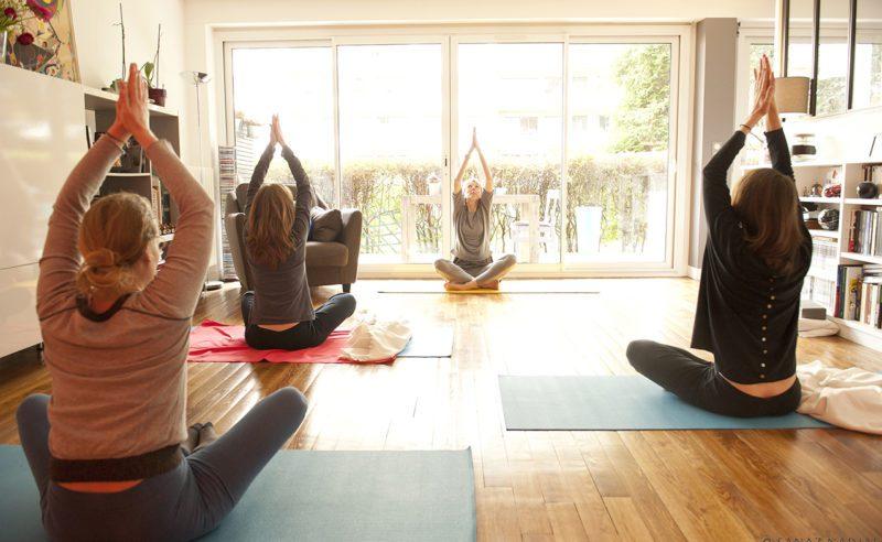 Yoga à Bruxelles