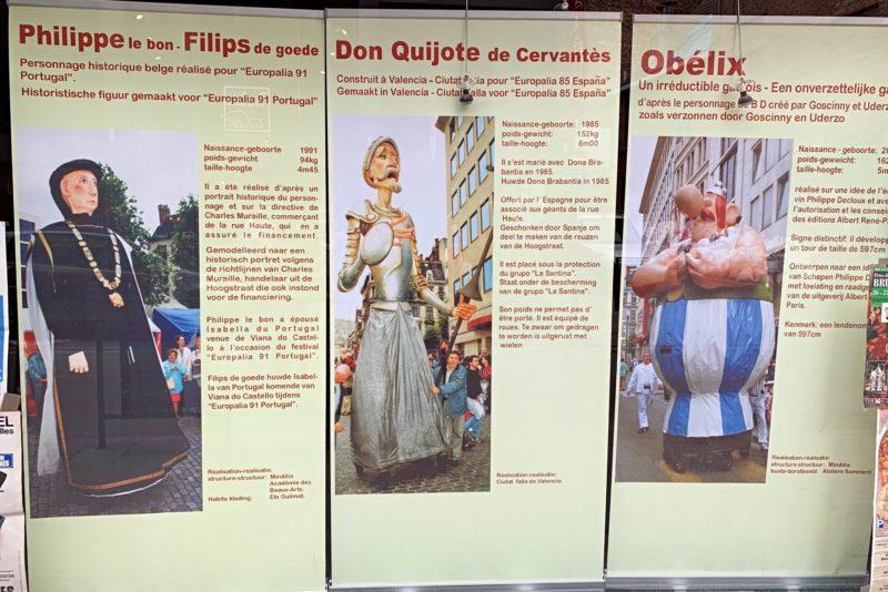 Don Quijote Bruxelles