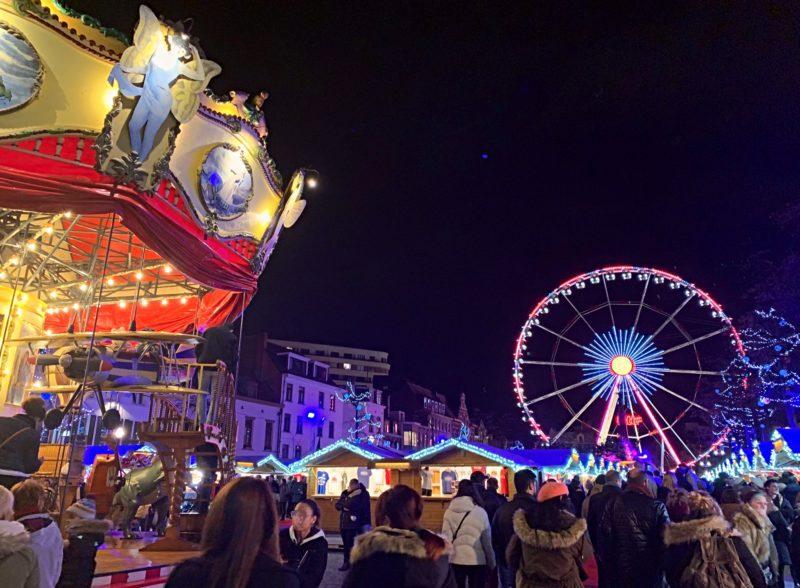 Grande-roue Bruxelles 2019