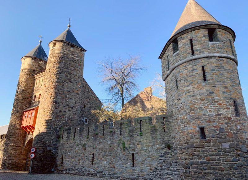 Porte de l'Enfer Maastricht