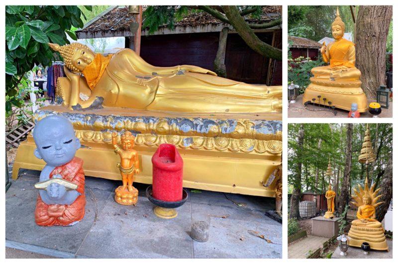 Temple Wat Thai Dhammram