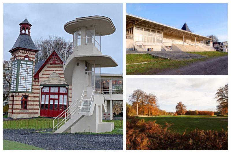 Hippodrome de Boisfort golf
