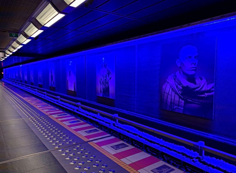 Gare de l'ouest Bruxelles