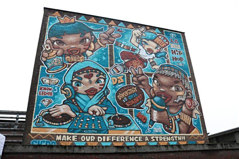 Street Art Shiro