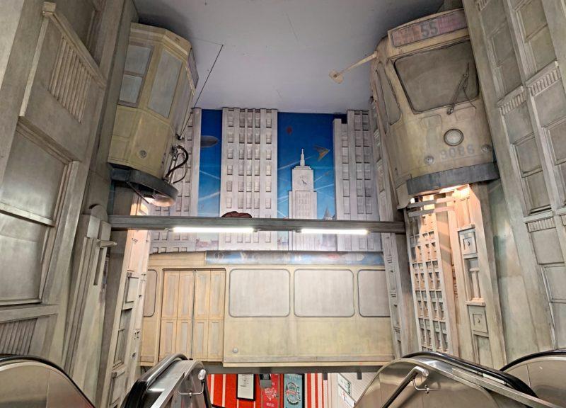 Porte de Hal par François Schuiten