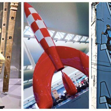 Tintin et Bruxelles