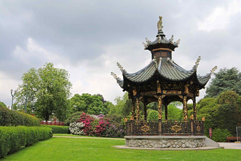 Pavillon chinois Bruxelles