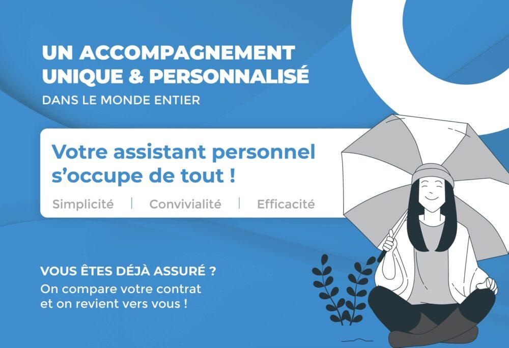 Qiti, la nouvelle assurance pour les expatriés. Qiti compare votre assurance actuelle et vous aide à trouver moins cher
